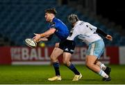 28 February 2021; David Hawkshaw of Leinster during the Guinness PRO14 match between Leinster and Glasgow Warriors at the RDS Arena in Dublin. Photo by Ramsey Cardy/Sportsfile