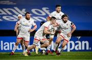 26 February 2021; Nick Timoney of Ulster during the Guinness PRO14 match between Ulster and Ospreys at Kingspan Stadium in Belfast. Photo by Stephen McCarthy/Sportsfile