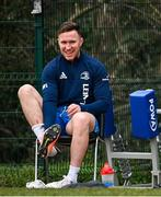 2 March 2021; Rory O'Loughlin during Leinster Rugby squad training at UCD in Dublin. Photo by Ramsey Cardy/Sportsfile