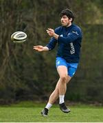 2 March 2021; Jimmy O'Brien during Leinster Rugby squad training at UCD in Dublin. Photo by Ramsey Cardy/Sportsfile