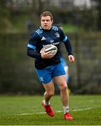2 March 2021; Seán Cronin during Leinster Rugby squad training at UCD in Dublin. Photo by Ramsey Cardy/Sportsfile