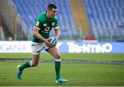 27 February 2021; Jonathan Sexton of Ireland during the Guinness Six Nations Rugby Championship match between Italy and Ireland at Stadio Olimpico in Rome, Italy. Photo by Roberto Bregani/Sportsfile