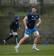 2 March 2021; Caelan Doris during Leinster Rugby squad training at UCD in Dublin. Photo by Ramsey Cardy/Sportsfile