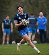 2 March 2021; Max O'Reilly during Leinster Rugby squad training at UCD in Dublin. Photo by Ramsey Cardy/Sportsfile