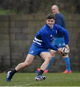 2 March 2021; Cormac Foley during Leinster Rugby squad training at UCD in Dublin. Photo by Ramsey Cardy/Sportsfile