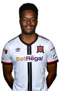 4 March 2021; Ebuka Kwelele during a Dundalk portrait session ahead of the 2021 SSE Airtricity League Premier Division season at Oriel Park in Dundalk, Louth. Photo by Seb Daly/Sportsfile