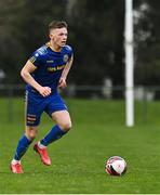 6 March 2021; Andy Lyons of Bohemians during the Pre-Season Friendly match between Bohemians and Derry City at the AUL Complex in Clonshaugh, Dublin. Photo by Piaras Ó Mídheach/Sportsfile