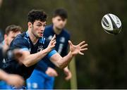 8 March 2021; Andrew Smith during Leinster Rugby squad training at UCD in Dublin. Photo by Ramsey Cardy/Sportsfile