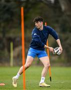 8 March 2021; Jimmy O'Brien during Leinster Rugby squad training at UCD in Dublin. Photo by Ramsey Cardy/Sportsfile