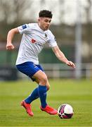 6 March 2021; Adam O'Reilly of Waterford during the pre-season friendly match between Waterford and Cork City at the RSC in Waterford. Photo by Seb Daly/Sportsfile