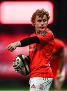 5 March 2021; Craig Casey of Munster during the Guinness PRO14 match between Munster and Connacht at Thomond Park in Limerick. Photo by David Fitzgerald/Sportsfile