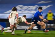 6 March 2021; Jimmy O'Brien of Leinster during the Guinness PRO14 match between Ulster and Leinster at Kingspan Stadium in Belfast. Photo by Ramsey Cardy/Sportsfile