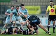 12 March 2021; Dan Sheehan of Leinster during the Guinness PRO14 match between Zebre and Leinster at Stadio Sergio Lanfranchi in Parma, Italy. Photo by Roberto Bregani/Sportsfile