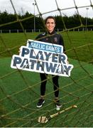 16 March 2021; Davina Tobin of Kilkenny and Emeralds GAA Club at the launch of the new Gaelic Games Player Pathway which is a new united approach to coaching and player development by the GAA, LGFA and Camogie Association and which puts the club as the core. Photo by Matt Browne/Sportsfile