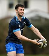 15 March 2021; Andrew Smith during Leinster Rugby Squad Training at UCD in Dublin.  Photo by Ramsey Cardy/Sportsfile