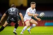 13 March 2021; Ian Madigan of Ulster during the Guinness PRO14 match between Dragons and Ulster at Principality Stadium in Cardiff, Wales. Photo by Mark Lewis/Sportsfile
