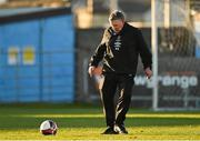 19 March 2021; Waterford manager Kevin Sheedy before the SSE Airtricity League Premier Division match between Drogheda United and Waterford at Head In The Game Park in Drogheda, Louth. Photo by Seb Daly/Sportsfile
