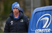 22 March 2021; Head coach Leo Cullen during Leinster Rugby squad training at UCD in Dublin. Photo by Ramsey Cardy/Sportsfile