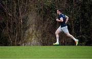 22 March 2021; James Ryan during Leinster Rugby squad training at UCD in Dublin. Photo by Ramsey Cardy/Sportsfile