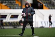 25 March 2021; Coach Filippo Giovagnoli during a Dundalk training session at Oriel Park in Dundalk, Louth.  Photo by Ben McShane/Sportsfile