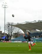 27 March 2021; Joey Carbery of Munster prior to the Guinness PRO14 Final match between Leinster and Munster at the RDS Arena in Dublin. Photo by David Fitzgerald/Sportsfile