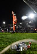 26 March 2021; Brendan Clarke of Shelbourne during the SSE Airtricity League First Division match between Galway United and Shelbourne at Eamonn Deacy Park in Galway. Photo by David Fitzgerald/Sportsfile
