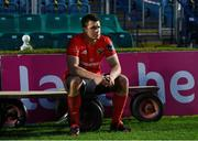 27 March 2021; A dejected CJ Stander of Munster following the Guinness PRO14 Final match between Leinster and Munster at the RDS Arena in Dublin. Photo by Ramsey Cardy/Sportsfile