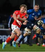 27 March 2021; Craig Casey of Munster during the Guinness PRO14 Final match between Leinster and Munster at the RDS Arena in Dublin. Photo by Ramsey Cardy/Sportsfile