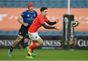 27 March 2021; Joey Carbery of Munster during the Guinness PRO14 Final match between Leinster and Munster at the RDS Arena in Dublin. Photo by Ramsey Cardy/Sportsfile
