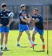 29 March 2021; Dave Kearney during Leinster Rugby squad training at UCD in Dublin. Photo by Ramsey Cardy/Sportsfile