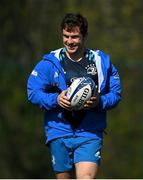 29 March 2021; Luke McGrath during Leinster Rugby squad training at UCD in Dublin. Photo by Ramsey Cardy/Sportsfile