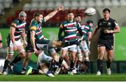 3 April 2021; Johnny McPhillips of Leicester Tigers during the European Rugby Challenge Cup Round of 16 match between Leicester Tigers and Connacht at Welford Road in Leicester, England. Photo by Matt Impey/Sportsfile