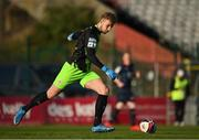 3 April 2021; St Patrick's Athletic goalkeeper Vitezslav Jaros during the SSE Airtricity League Premier Division match between Bohemians and St Patrick's Athletic at Dalymount Park in Dublin. Photo by Seb Daly/Sportsfile