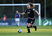 3 April 2021; Lynn Marie Grant of Wexford Youths during the SSE Airtricity Women's National League match between DLR Waves and Wexford Youths at UCD Bowl in Belfield, Dublin. Photo by Piaras Ó Mídheach/Sportsfile