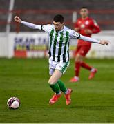 2 April 2021; Ryan Graydon of Bray Wanderers during the SSE Airtricity League First Division match between Shelbourne and Bray Wanderers at Tolka Park in Dublin. Photo by Piaras Ó Mídheach/Sportsfile