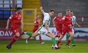 2 April 2021; Darren Cravan of Bray Wanderers during the SSE Airtricity League First Division match between Shelbourne and Bray Wanderers at Tolka Park in Dublin. Photo by Piaras Ó Mídheach/Sportsfile