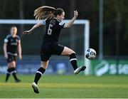 3 April 2021; Kylie Murphy of Wexford Youths during the SSE Airtricity Women's National League match between DLR Waves and Wexford Youths at UCD Bowl in Belfield, Dublin. Photo by Piaras Ó Mídheach/Sportsfile
