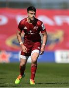 3 April 2021; Conor Murray of Munster during the Heineken Champions Cup Round of 16 match between Munster and Toulouse at Thomond Park in Limerick. Photo by Ramsey Cardy/Sportsfile