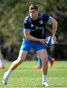 5 April 2021; Jordan Larmour during Leinster Rugby squad training at UCD in Dublin. Photo by Ramsey Cardy/Sportsfile
