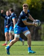 5 April 2021; Josh van der Flier during Leinster Rugby squad training at UCD in Dublin. Photo by Ramsey Cardy/Sportsfile