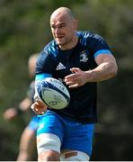 5 April 2021; Rhys Ruddock during Leinster Rugby squad training at UCD in Dublin. Photo by Ramsey Cardy/Sportsfile