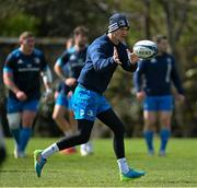 5 April 2021; Jonathan Sexton during Leinster Rugby squad training at UCD in Dublin. Photo by Ramsey Cardy/Sportsfile