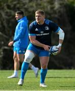 5 April 2021; Tadhg Furlong during Leinster Rugby squad training at UCD in Dublin. Photo by Ramsey Cardy/Sportsfile