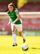 3 April 2021; Sarah McKevitt of Cork City during the SSE Airtricity Women's National League match between Cork City and Shelbourne at Turners Cross in Cork. Photo by Eóin Noonan/Sportsfile