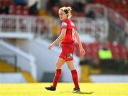 3 April 2021; Rachel Graham of Shelbourne during the SSE Airtricity Women's National League match between Cork City and Shelbourne at Turners Cross in Cork. Photo by Eóin Noonan/Sportsfile