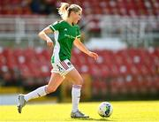 3 April 2021; Éabha O'Mahony of Cork City during the SSE Airtricity Women's National League match between Cork City and Shelbourne at Turners Cross in Cork. Photo by Eóin Noonan/Sportsfile