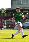 3 April 2021; Ciara McNamara of Cork City during the SSE Airtricity Women's National League match between Cork City and Shelbourne at Turners Cross in Cork. Photo by Eóin Noonan/Sportsfile