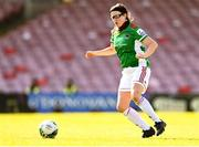 3 April 2021; Kate O'Donovan of Cork City during the SSE Airtricity Women's National League match between Cork City and Shelbourne at Turners Cross in Cork. Photo by Eóin Noonan/Sportsfile