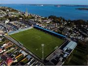 3 April 2021; A general view of St Colman's Park before the SSE Airtricity League First Division match between Cobh Ramblers and UCD at St Colman's Park in Cobh, Cork. Photo by Eóin Noonan/Sportsfile