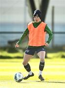 5 April 2021; Claire O'Riordan during a Republic of Ireland WNT training session at FAI National Training Centre in Dublin. Photo by David Fitzgerald/Sportsfile